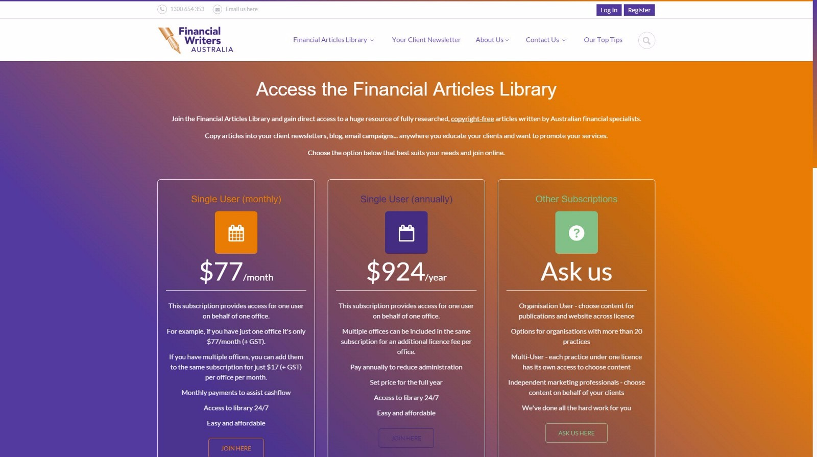 financialwrite3 Financial Writers Australia