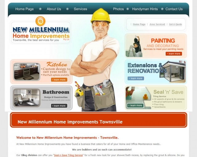 New Millennium Home Improvements