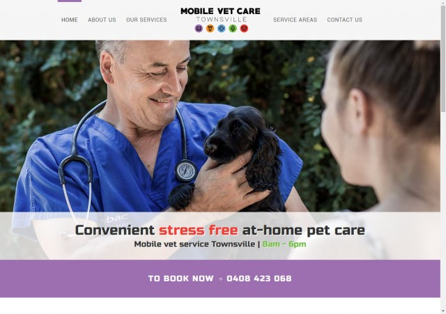 Mobile Vet Care Townsville