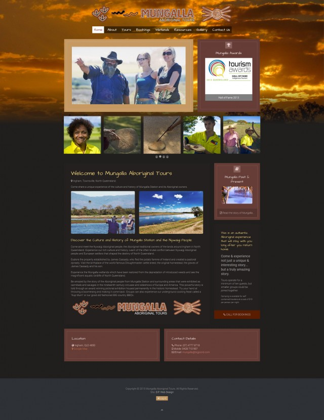 Mungalla Aboriginal Tours
