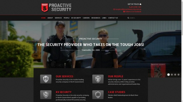 Proactive Security